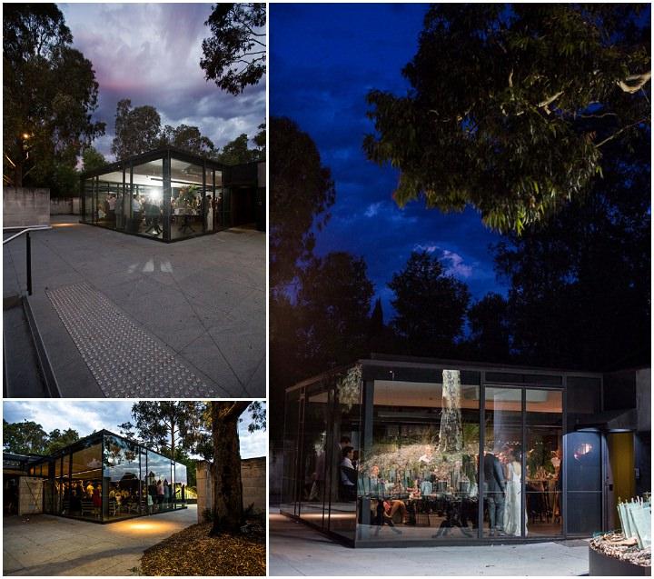 37 Museum of Modern Art Australian Wedding