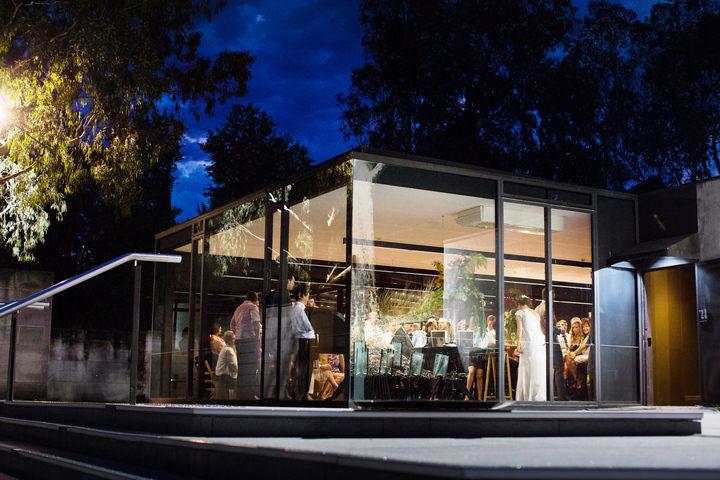 38 Museum of Modern Art Australian Wedding