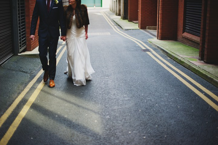 39 Central Manchester Wedding By Nicola Thompson