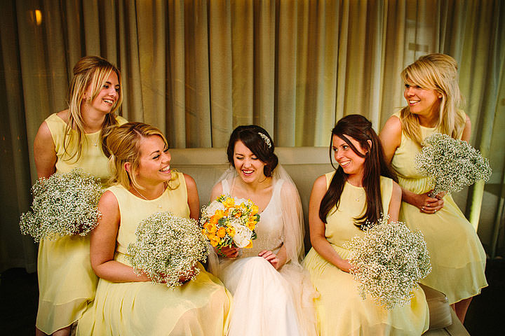 4 Book Themed Wedding With Yellow Details By Lawson Photography