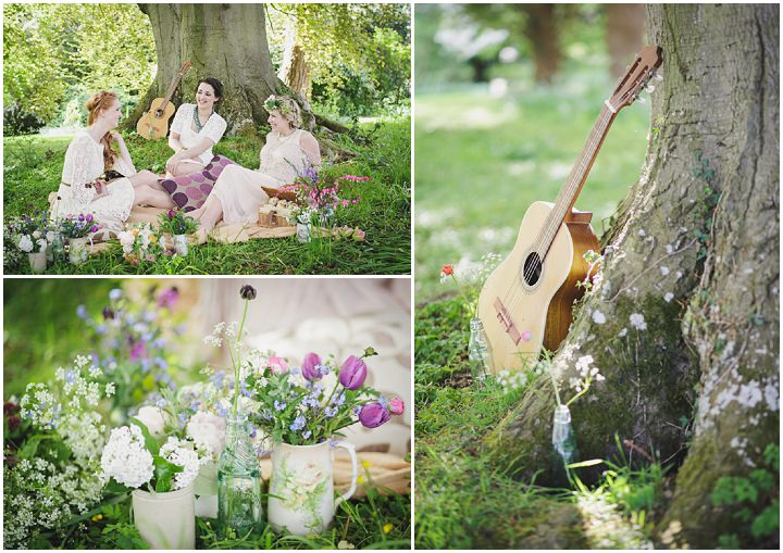 42 A Boho Inspired, Laid Back Day Out in The Country