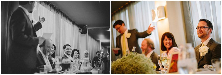 44 Book Themed Wedding With Yellow Details By Lawson Photography