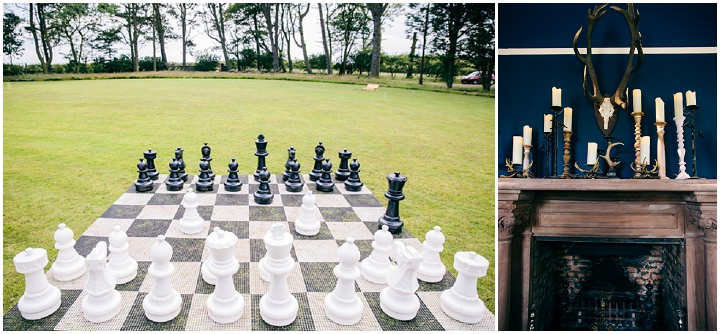 44 Quirky Northumberland Wedding by Tux and Tales Photography