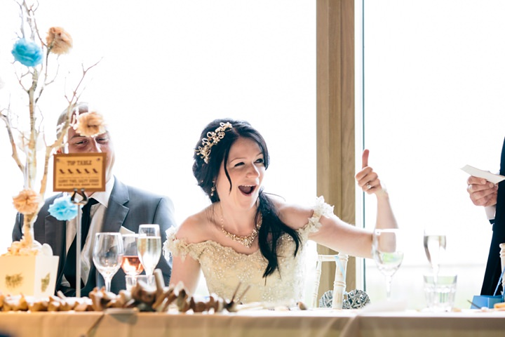 47 Quirky Northumberland Wedding by Tux and Tales Photography