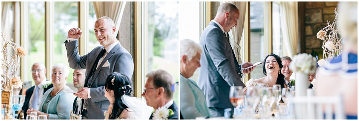 48 Quirky Northumberland Wedding by Tux and Tales Photography