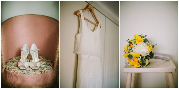 6 Book Themed Wedding With Yellow Details By Lawson Photography