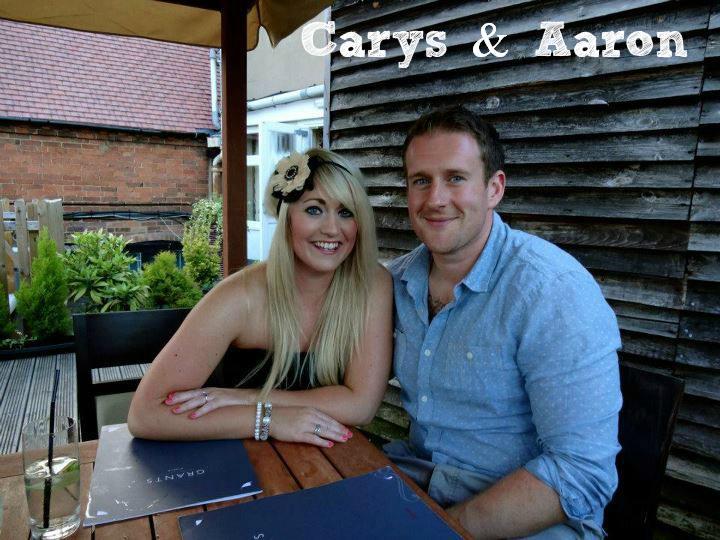 Boho Bride - Carys and Aaron