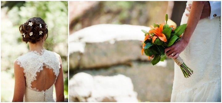 10 Rustic Outdoor Woodland Wedding