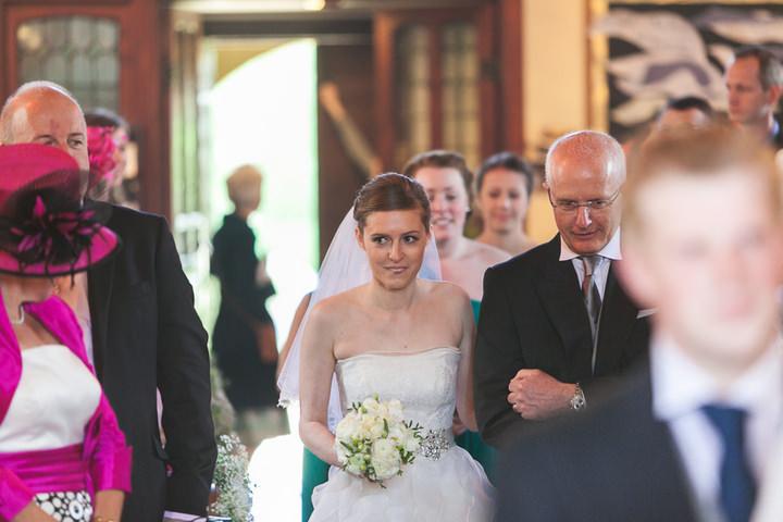 12 English, Country Wedding By Tom Redman