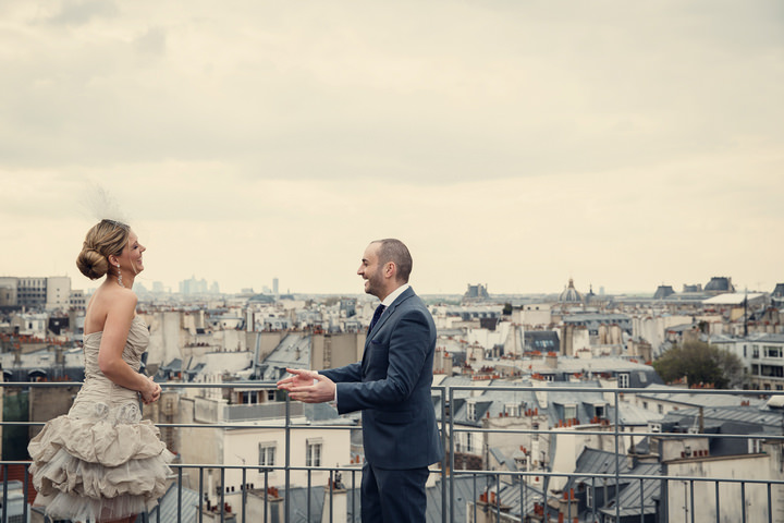 12 Vow Renewal in Paris By Assassynation
