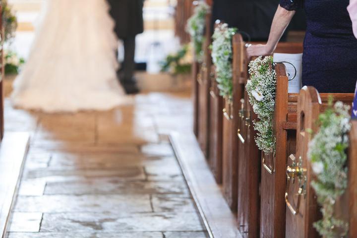 14 English, Country Wedding By Tom Redman