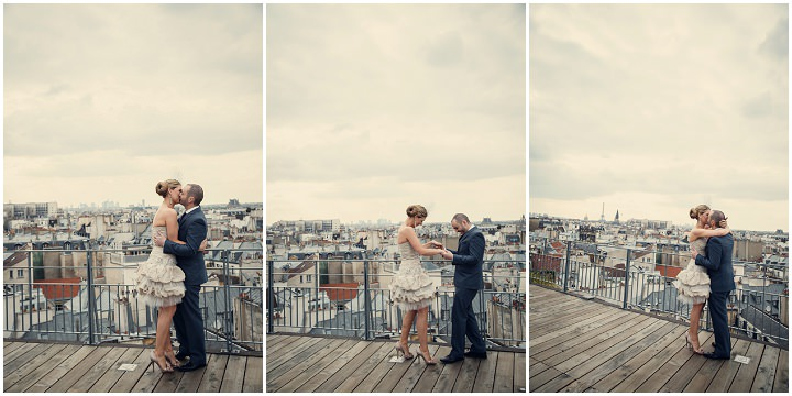 14 Vow Renewal in Paris By Assassynation