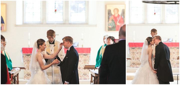 16 English, Country Wedding By Tom Redman