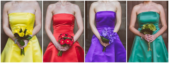 17 Colourfull Caribbean Meets Scottish Wedding