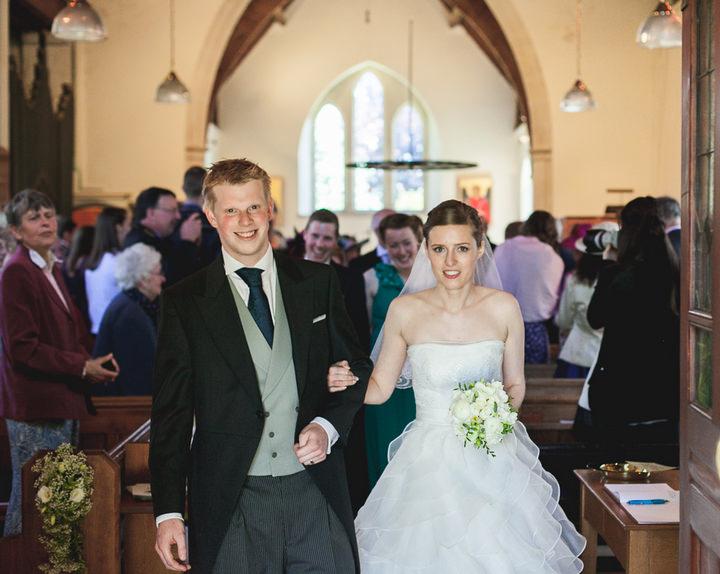 17 English, Country Wedding By Tom Redman