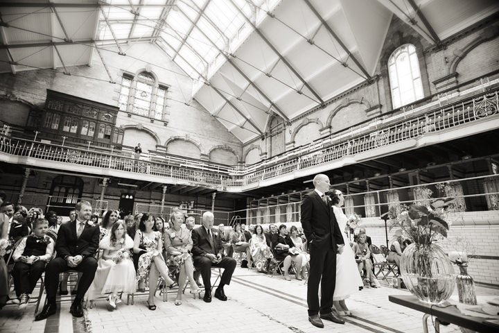 17 Quirky Victorian Swimming Baths Wedding