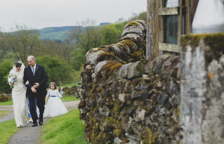 17 Summer Fete Homespun Barn Wedding. By Toast of Leeds