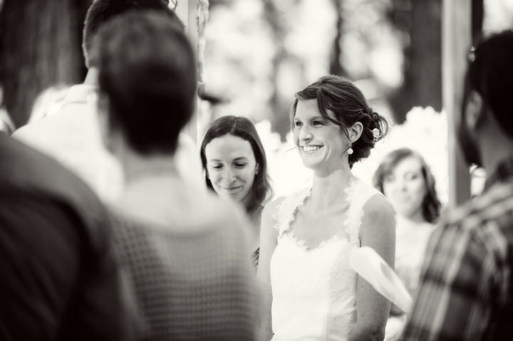 18 Rustic Outdoor Woodland Wedding