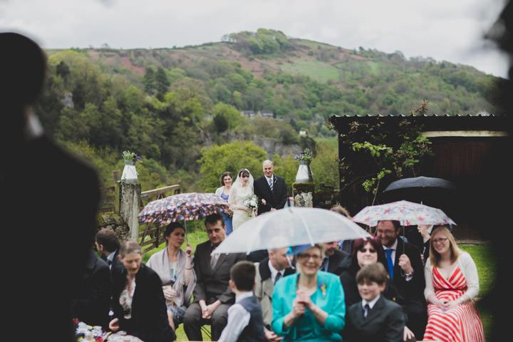 18 Summer Fete Homespun Barn Wedding. By Toast of Leeds