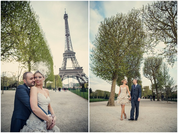 18 Vow Renewal in Paris By Assassynation
