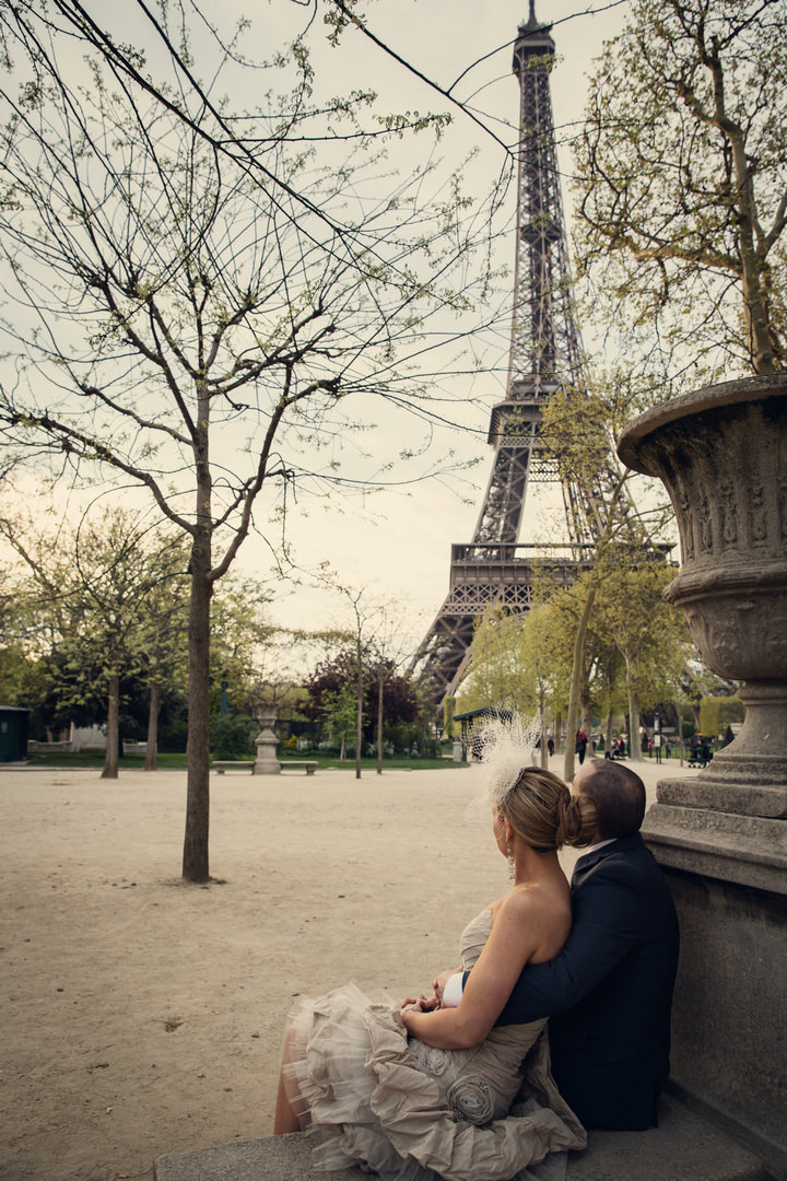 19 Vow Renewal in Paris By Assassynation