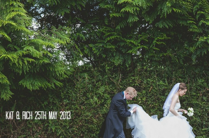 1a English, Country Wedding By Tom Redman