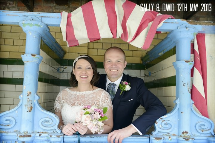 1a Quirky Victorian Swimming Baths Wedding