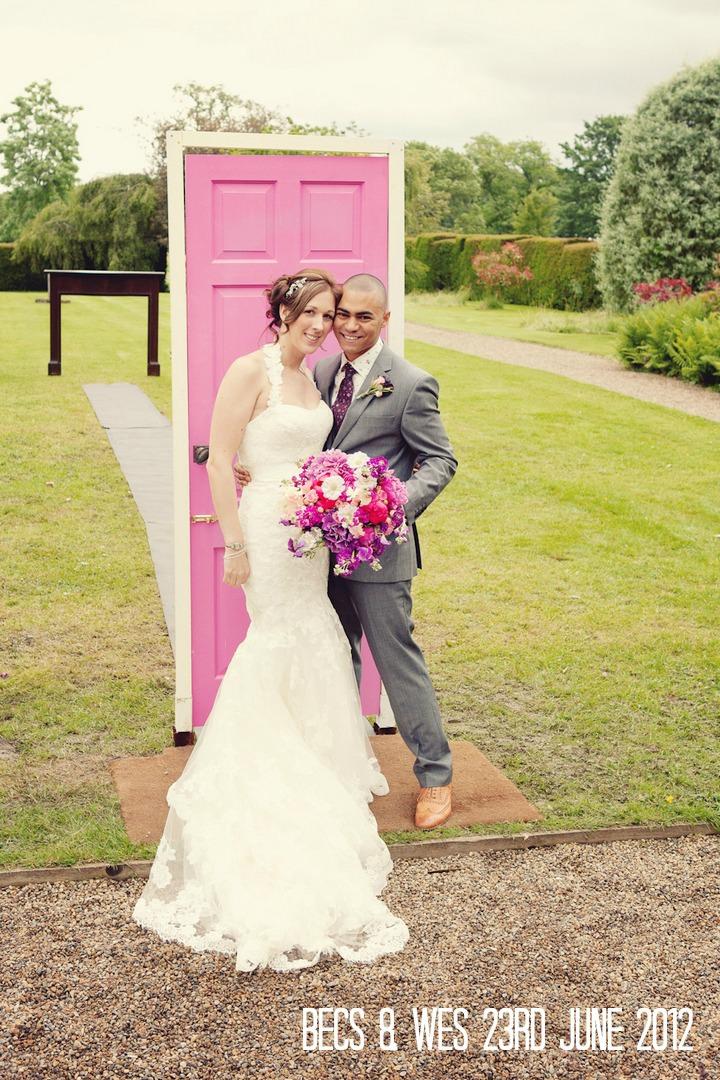 2 Northumberland Tipi wedding by Katy Lunsford