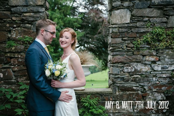 2 Relaxed, Countryside Wedding