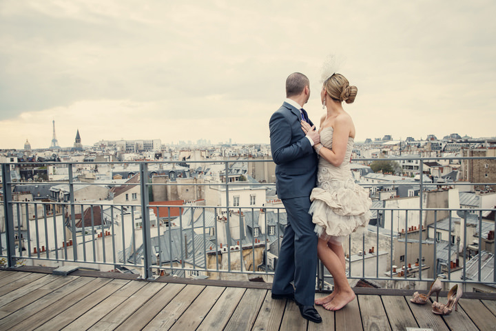 2 Vow Renewal in Paris By Assassynation