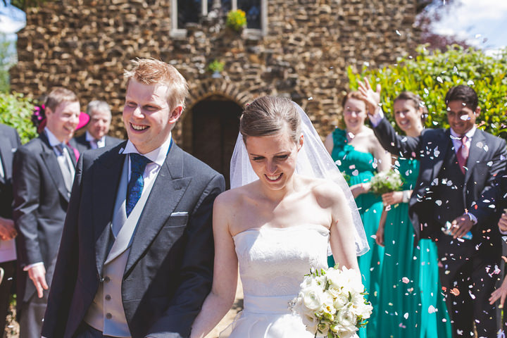 20 English, Country Wedding By Tom Redman