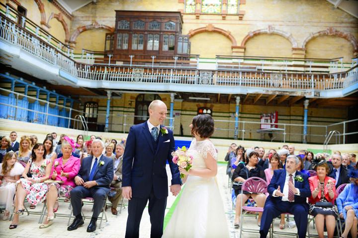 20 Quirky Victorian Swimming Baths Wedding