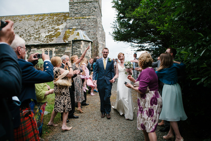 20 Relaxed, Countryside Wedding