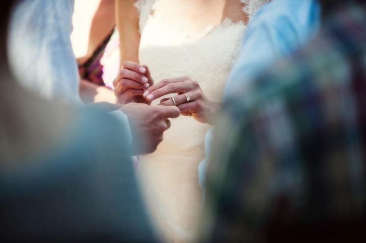 20 Rustic Outdoor Woodland Wedding