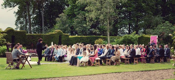 21 Northumberland Tipi wedding by Katy Lunsford