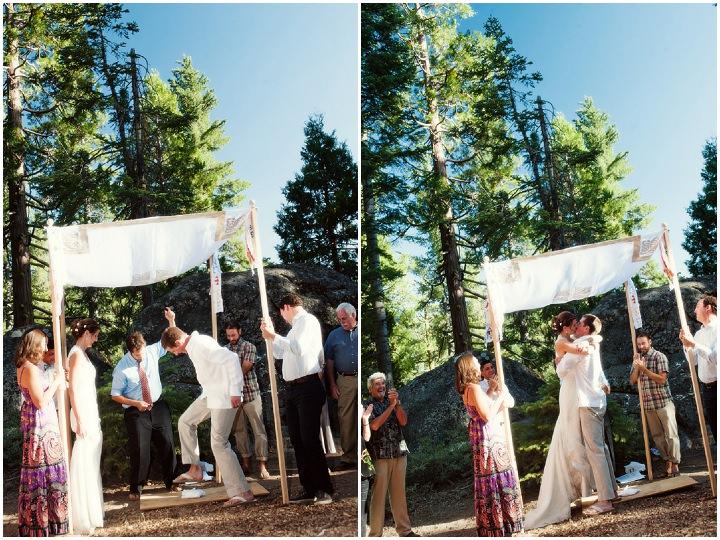 21 Rustic Outdoor Woodland Wedding