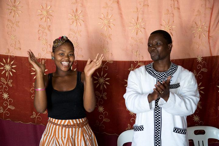 22 2 people1 Life Wedding 35 In Khayelitsha, South Africa