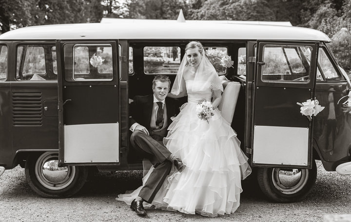 22 English, Country Wedding By Tom Redman