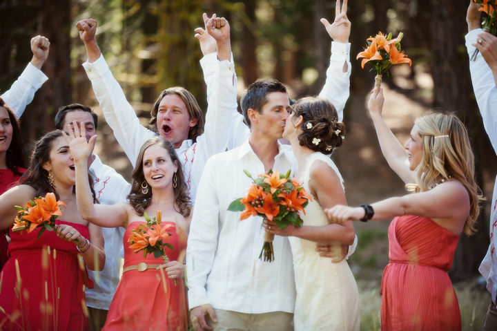 22 Rustic Outdoor Woodland Wedding