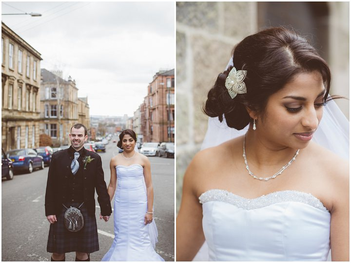 23 Colourfull Caribbean Meets Scottish Wedding