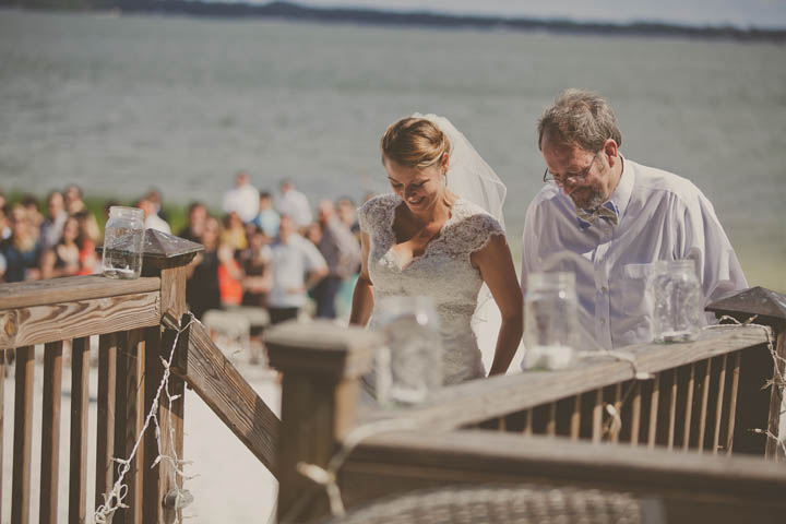 24 Florida Lake Wedding. By Stacy Paul Photography