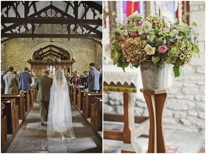 24 Hay Bales and Tractor Loving Yorkshire Wedding My Mark Tattersall