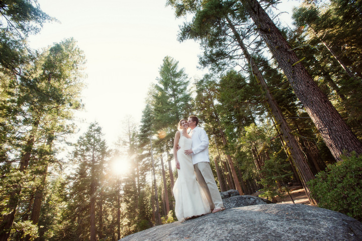 24 Rustic Outdoor Woodland Wedding