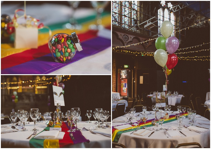 25 Colourfull Caribbean Meets Scottish Wedding