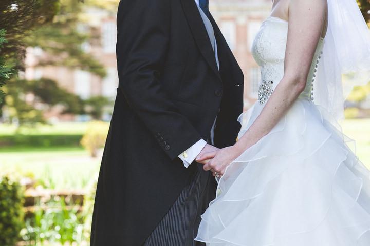 25 English, Country Wedding By Tom Redman