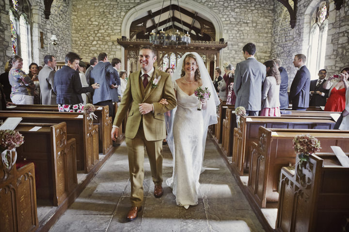 25 Hay Bales and Tractor Loving Yorkshire Wedding My Mark Tattersall