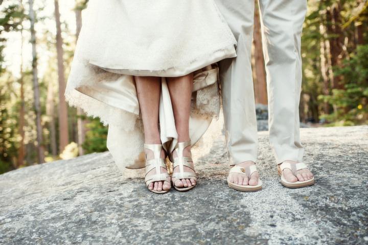25 Rustic Outdoor Woodland Wedding
