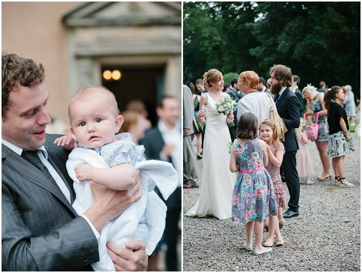 26 Relaxed, Countryside Wedding