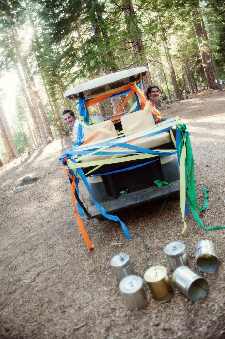 26 Rustic Outdoor Woodland Wedding