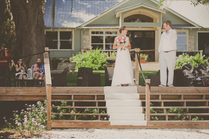 27 Florida Lake Wedding. By Stacy Paul Photography